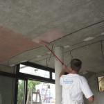 Impregnácia stropov